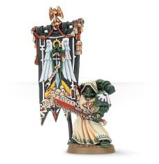 (44-98) Dark Angels Banner Bearer