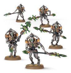 (49-07) Necron Lychguard / Triarch Praetorians