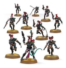 (45-08) Dark Eldar Wyches
