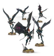 (45-16)Dark Eldar Scourges