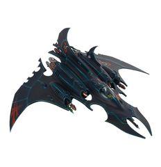 (45-17) Dark Eldar Razorwing Jetfighter