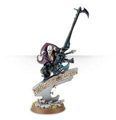 (58-15) Harlequin Death jester