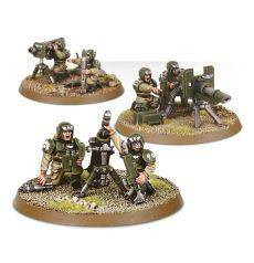 (47-19) Imperial Guard Cadian Heavy Weapons Squad