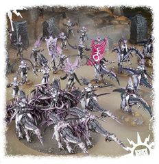 (70-73) Daemons of Slaanesh Start Collecting