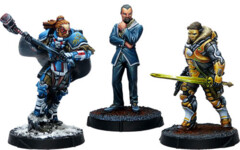 (280031) Infinity CodeOne: Dire Foes Mission Pack - Retaliation