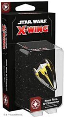 Star Wars X-Wing 2ND Ed: Naboo Royal N-1 Starfighter