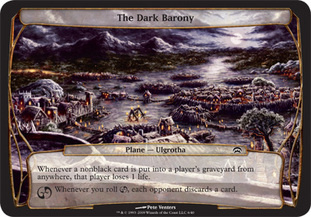 Dark Barony, The