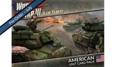WW3-03U World War III: American Unit Card Pack