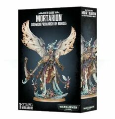 (43-49) Mortarion, Daemon Primarch of Nurgle