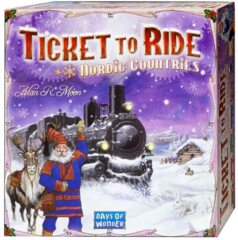 DOW7208 Ticket to Ride Nordic Countries