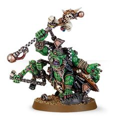 (50-63) Ork Weirdboy