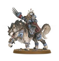 (53-40) Space Wolves Canis
