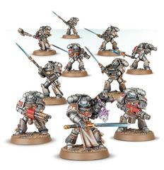 (57-08) Grey Knights Strike Squad