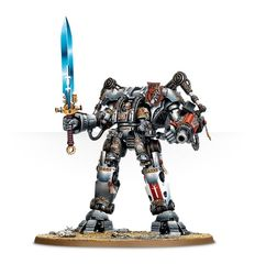 (57-10) Grey Knight Nemesis Dreadknight