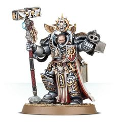 (57-11) Grey Knights Grand Master Voldus
