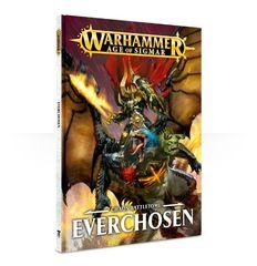 (83-07-60 Battletome: Everchosen (Hardback)