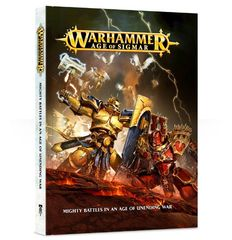 Warhammer Age of Sigmar: Book (Hardcover)