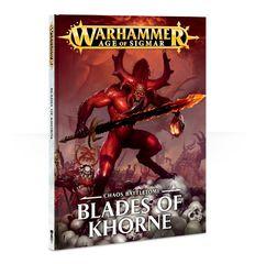 Battletome: Khorne Bloodbound (Hardback)