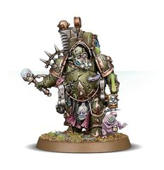 (43-46) Death Guard Foul Blightspawn