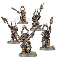 Chaos Warriors Chosen