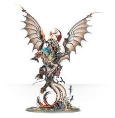 (83-50) Warriors of Chaos Archaon, The Everchosen