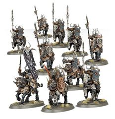 (83-09 Warriors of Chaos Knights