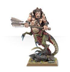 Warriors of Chaos Dragon Ogre Shaggoth