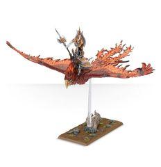 (87-15) Flamespyre Phoenix/Frostheart Phoenix