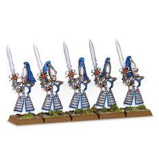 High Elf Swordmasters of Hoeth