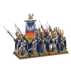 (87-14) High Elf Phoenix Guard