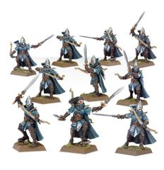 (87-18) High Elf Shadow Warriors