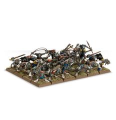(95-07) Ogre Kingdoms Gnoblar Fighters