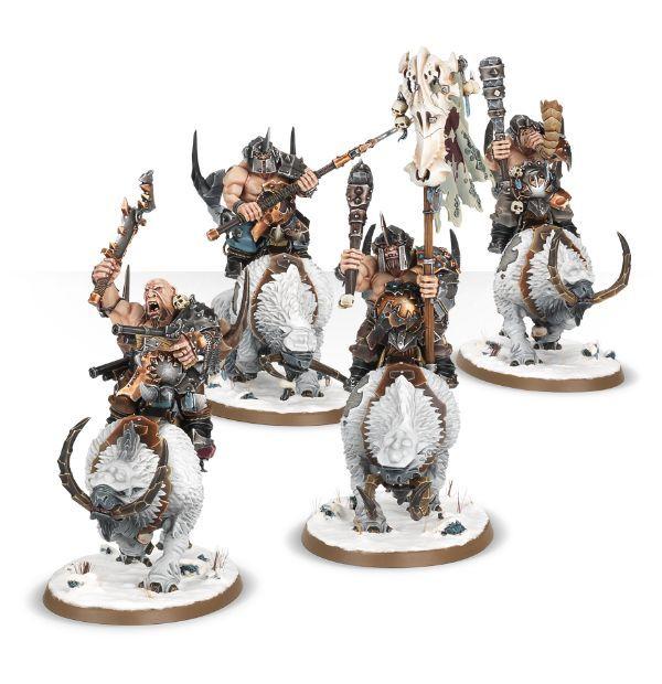(95-14) Ogor Mawtribes Mournfang Pack
