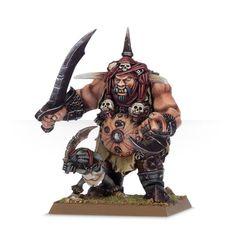 Ogre Kingdoms Maneater