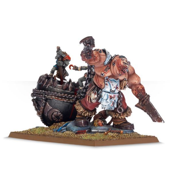 (95-41) Ogor Mawtribes Butcher