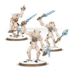 (95-44) Ogre Kingdoms Icefall Yhetees