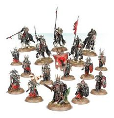 (91-17)Vampire Counts Deathrattle Barrow lords