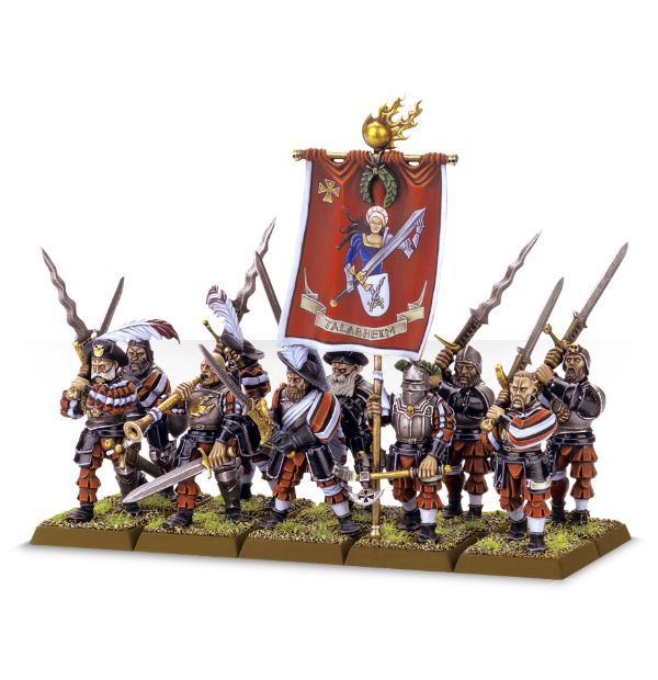 (86-12) Empire Freeguild Greatswords