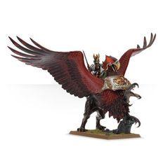 Empire Freeguild General on Griffon