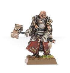 Empire Warrior Priest with Great Weapon