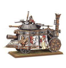 (86-15) Empire Steam Tank