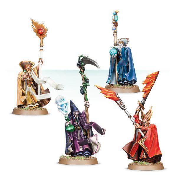 (86-26) Empire Collegiate Arcane Mystic Battle Wizards