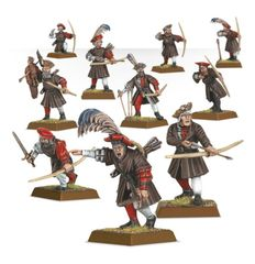 (86-14) Empire Archers / Freeguild Archers