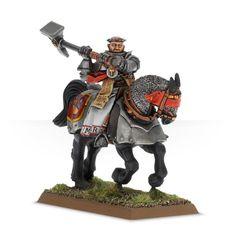 Empire Warrior Priest on Warhorse