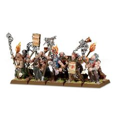 (86-13) Empire Flagellant Warband