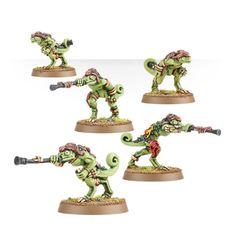 Lizardmen Chameleon Skinks