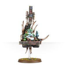 Lizardmen Slann Mage-Priest / Slann Starmaster