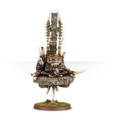 (7022) Lizardmen Lord Kroak