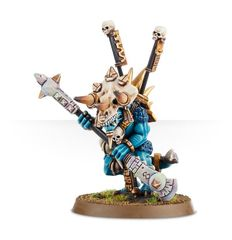 (8025) Lizardmen Saurus Eternity Warden