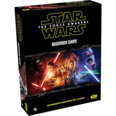 Star Wars: The Force Awakens RPG - Beginner  Game
